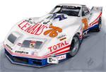 Chevrolet Corvette Greenwood Spirit of Le Mans 76