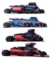 Hot Rod Project by vsdesign69