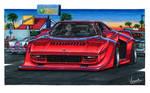 Lancia Stratos Street Racer
