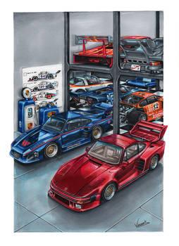 Porsche 935 Street(s)