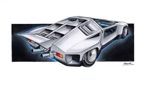 Iso Rivolta Varedo Super Roadster by vsdesign69