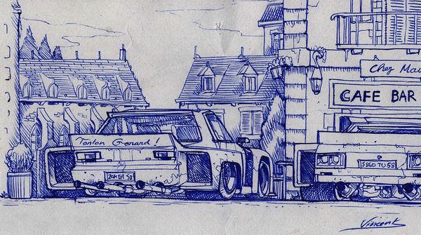Street Racers Corner