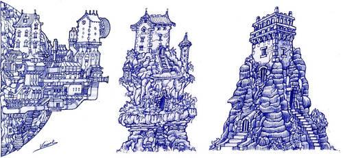 Sketches 01 by vsdesign69