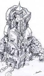 Little Castle by vsdesign69
