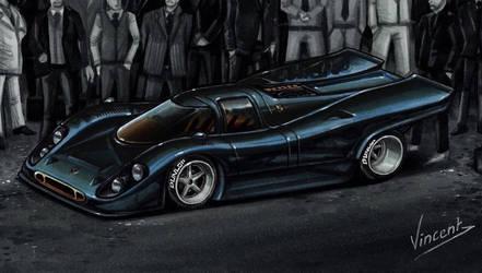 Porsche 917 Street by vsdesign69