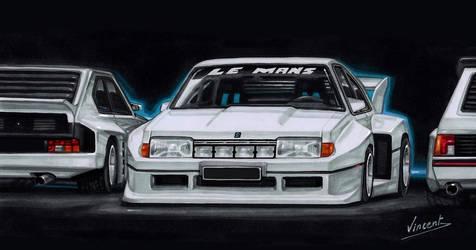 Citroen BX Le Mans Group5