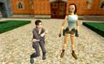 New Lara meets old Lara