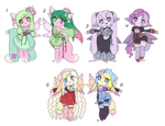 Eye of Ether Twins Adopts [Closed]