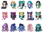 Eyes of Ether Adopts [4/15 OPEN] + SC payment