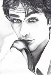 Ian Somerhalder by 95Kamaury