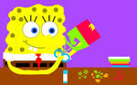 Spongebob makes a Collage