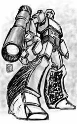 Megs quick sketch