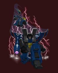 Thundercracker redux for t-shirt contest