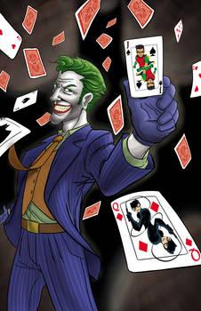 75 years of The Joker - SDCC'15 Souvenir book