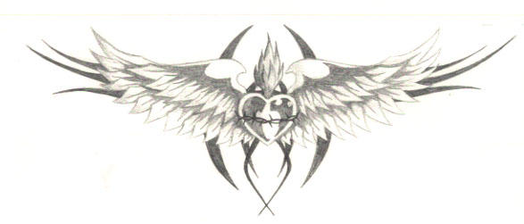 Sacred heart by silverhartoo