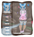 {Character Application} Coco by IdoodleChibis