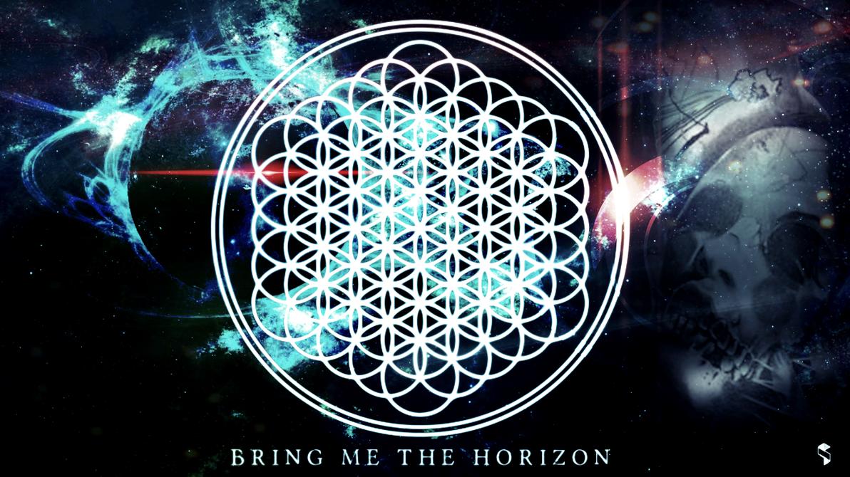 bring me the horizon sempiternal logo my style by