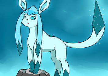 Wild Glaceon