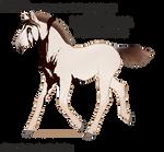 A2818|Foal Design  Holder|