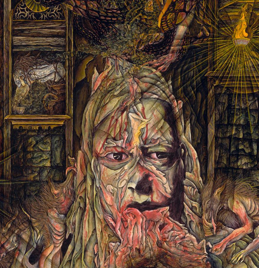 False Prophet Detail 2: Scavengers Pick Remains by trieffiewiles
