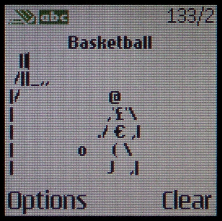 basketball by monototo