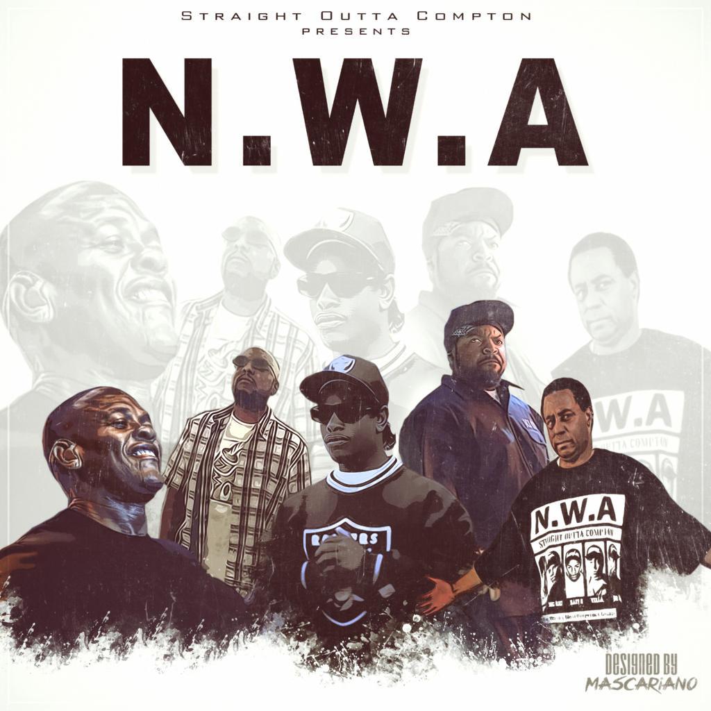 NWA - Straight Outta C...