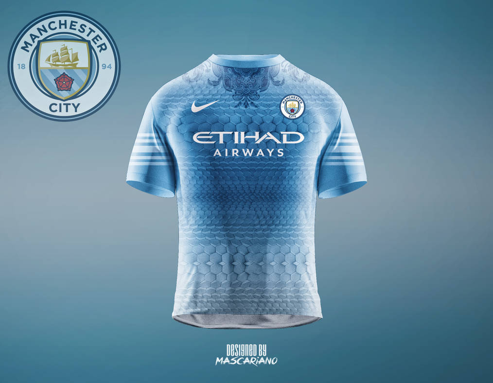 36e5c09fc3b Manchester City 2018 2019 (Concept Kit) by Mascariano on DeviantArt