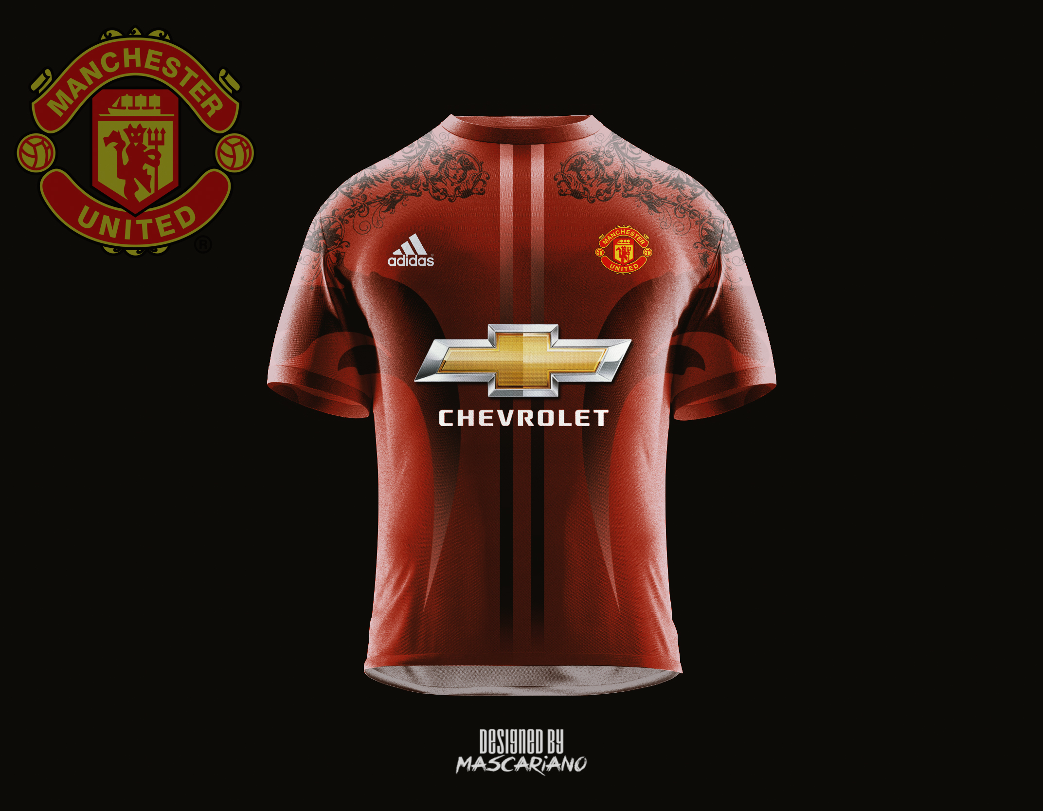 manchester united 2018 2019 concept kit by mascariano on deviantart manchester united 2018 2019 concept kit by mascariano on deviantart