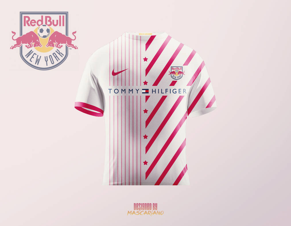 New York Red Bulls 2019 2020 Concept Kit By Mascariano On Deviantart