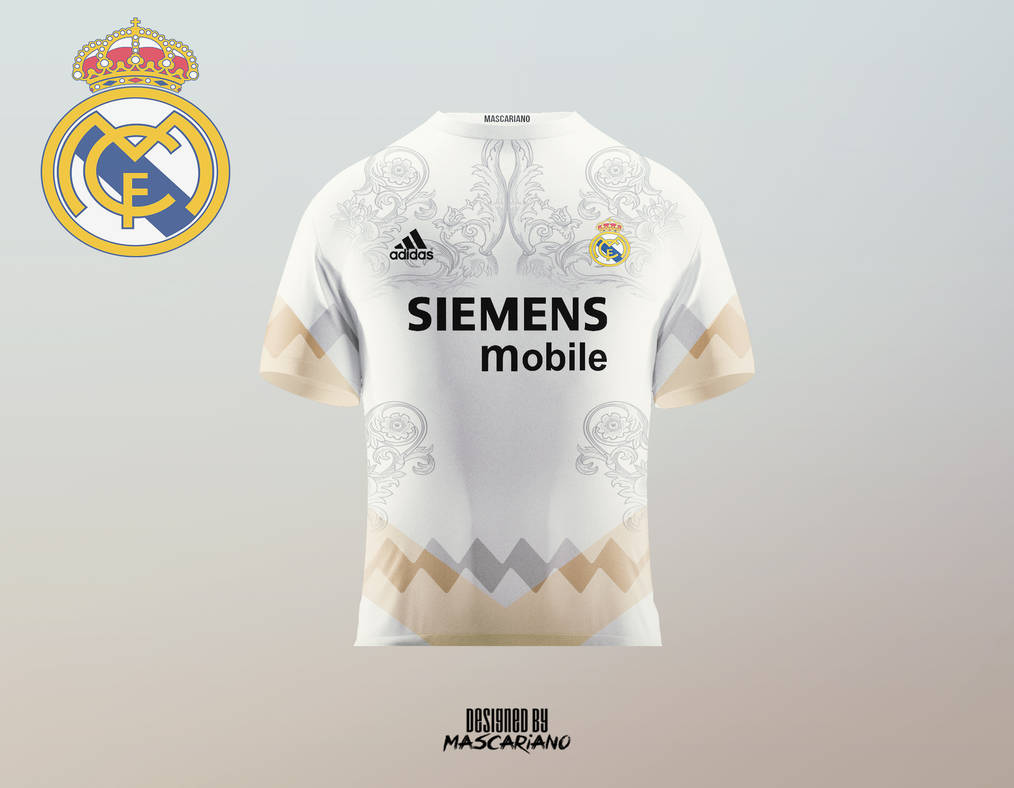 269f413de6e Real Madrid 2018 2019 (Concept Kit) by Mascariano on DeviantArt