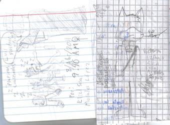 Random Classroom Drawings 2 by Russiarules1