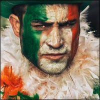 Irishman... by BronislavKordovanik