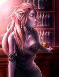 Bar (Patreon Feature) by TheSkullSlums