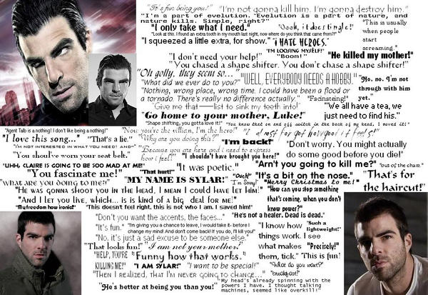 Sylar Heroes Quotes Sylar Quotes by Madbrit Inva