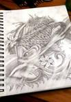 Koi Fish by khelgui