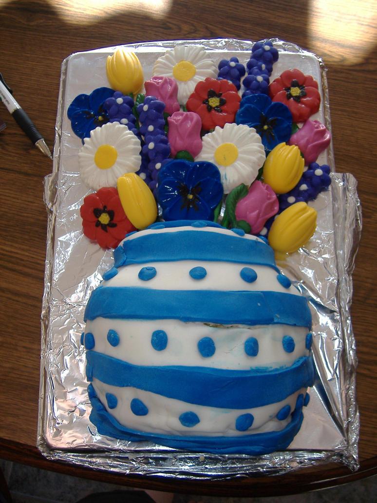 Funfetti Colored Cake Mix