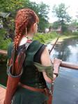 Elven Archer--Bridge