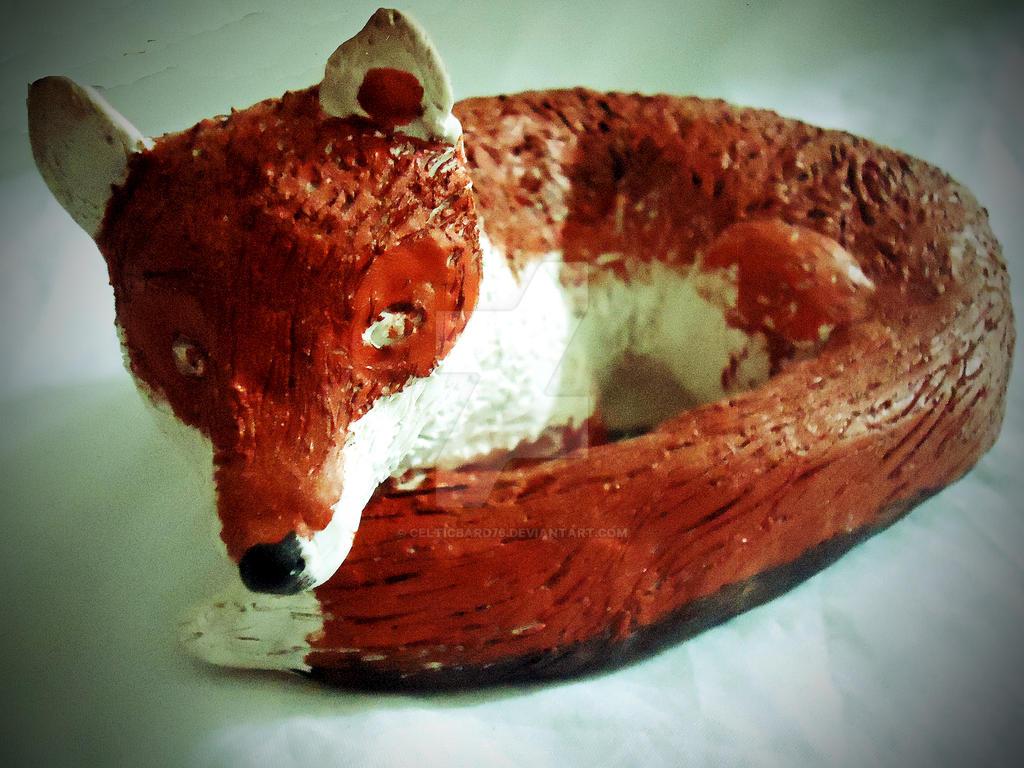 Little Fox by celticbard76