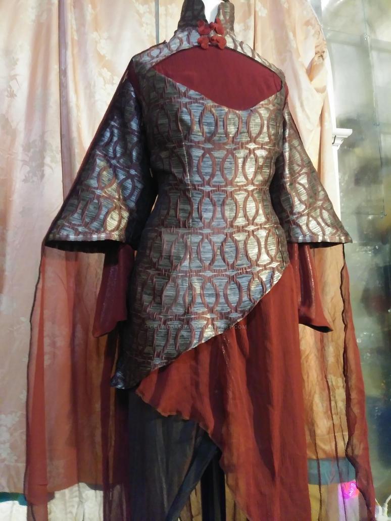 Warrioress Tunic by celticbard76