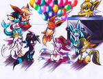 Eeveelution Party