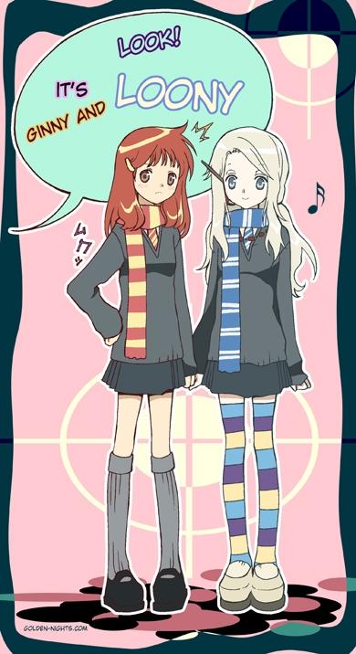 HP - GinnyLuna by inma