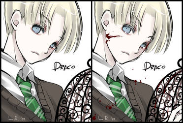 HBP - Draco Malfoy by inma