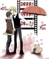 No Valentine. by inma