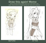 Before-After meme.