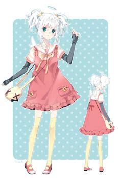 Original character: Yukina.