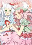 Commission for Yumishiroi -1-