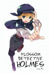 Blossom Detective Holmes