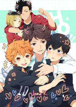 Haikyuu!! purikura