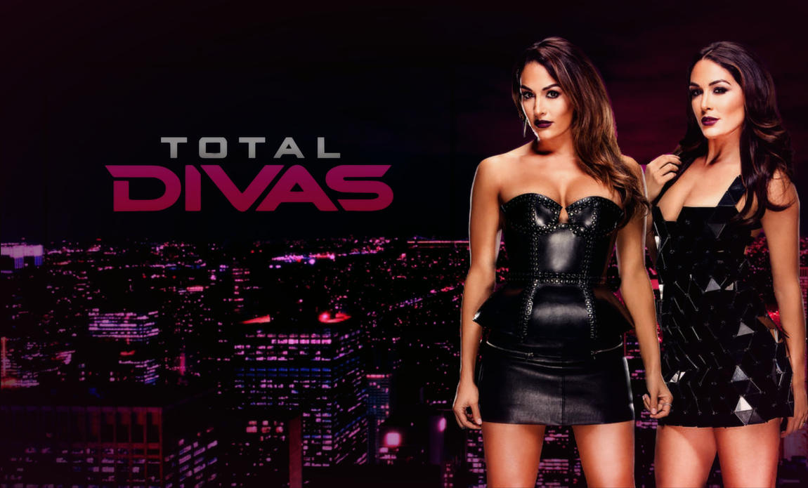 TOTAL DIVAS THE BELLA TWINS HD WALLPAPER SEASON 5 By DINUSHA2