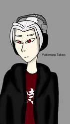 Vocaloid oc Yukimura Takeo DH6loid  by dianedagpin